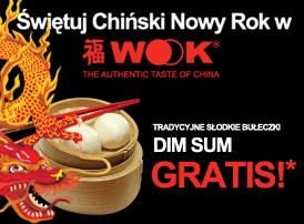Prezent w sieci WOOK na chiński Nowy Rok